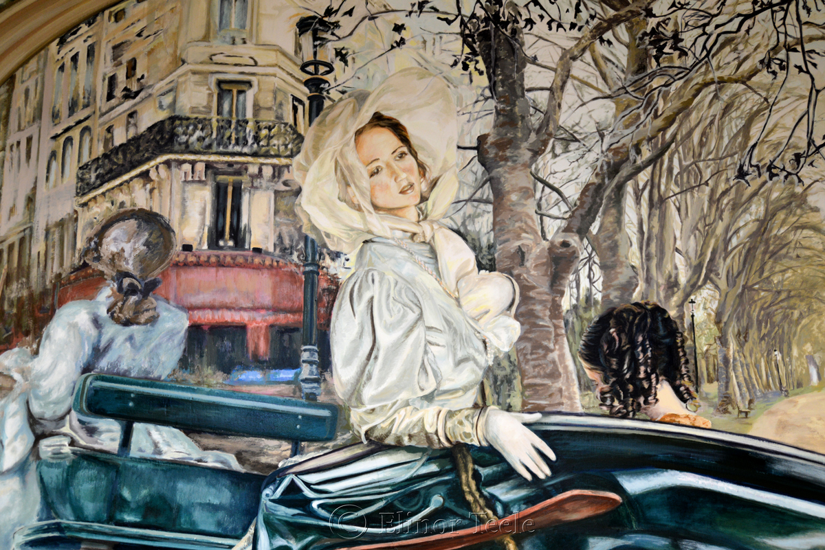 Nano Nagle, Eleanor Yates Mural