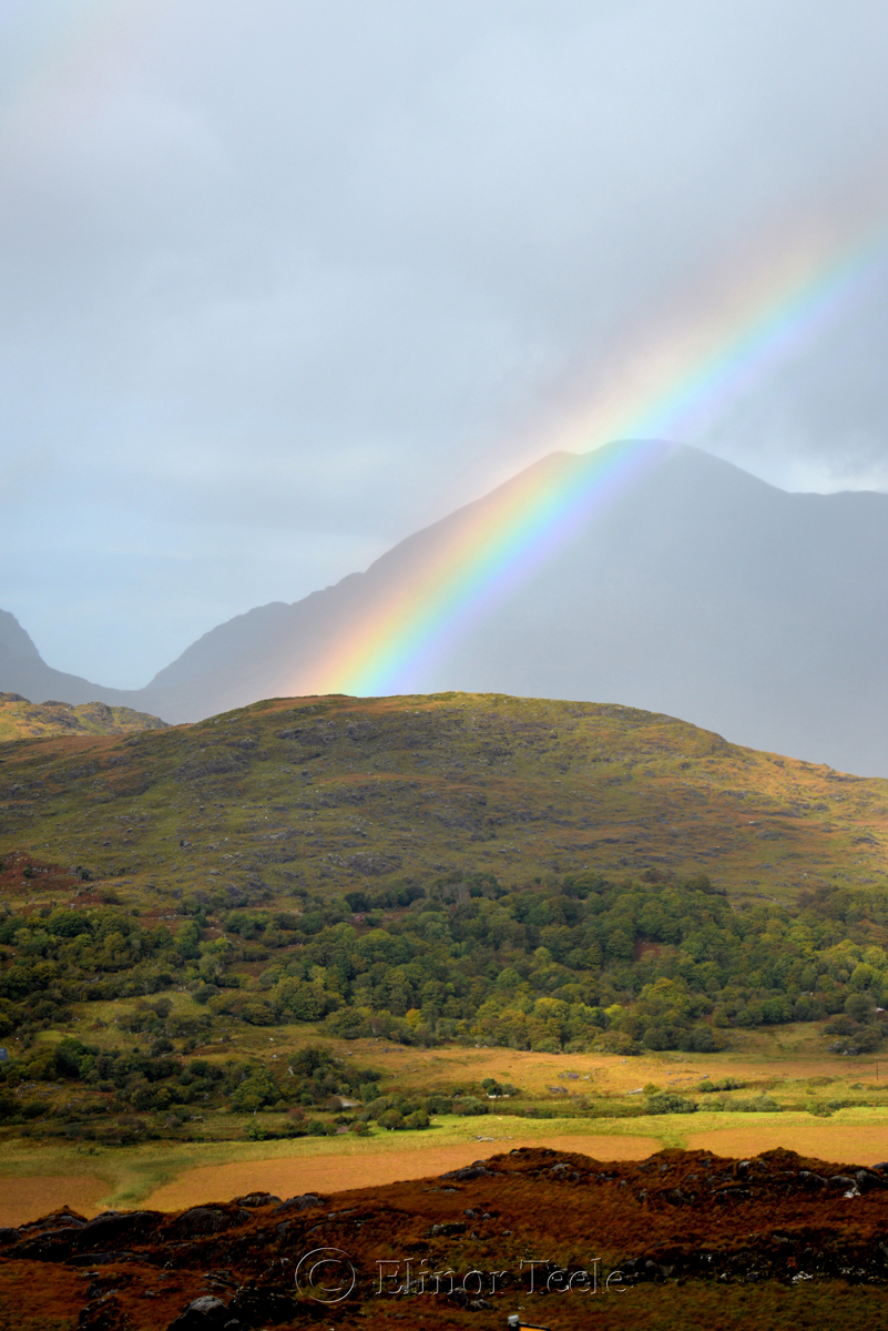 Rainbow Over the Gap of Dunloe 1