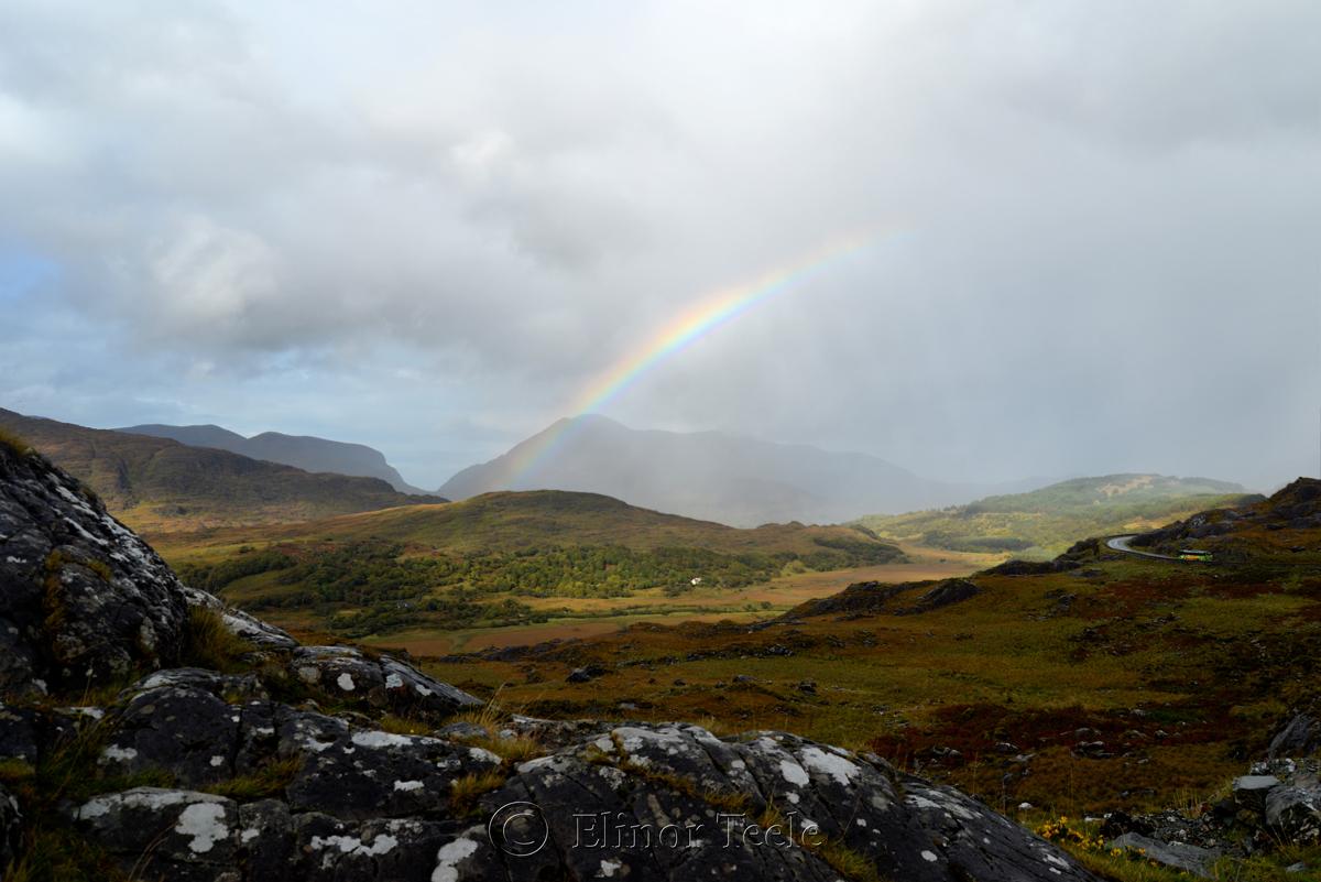 Rainbow Over the Gap of Dunloe 3