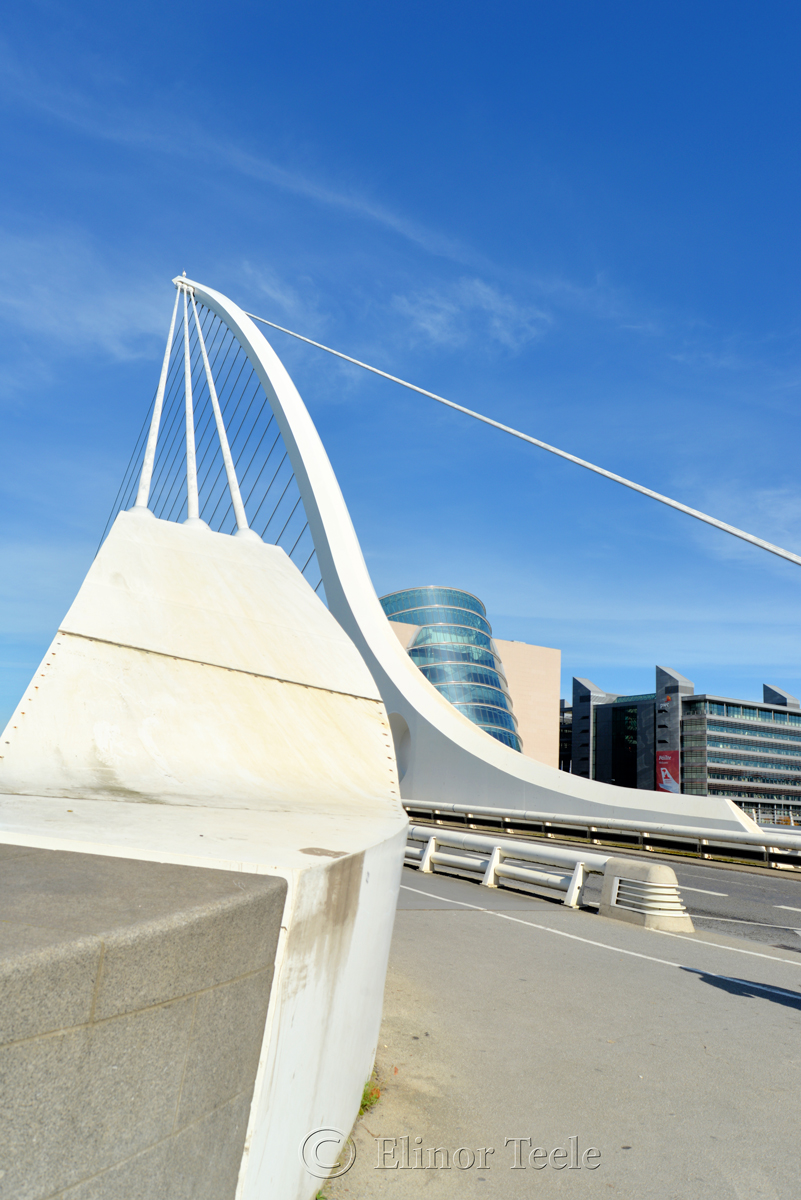 Samuel Beckett Bridge, Dublin 2