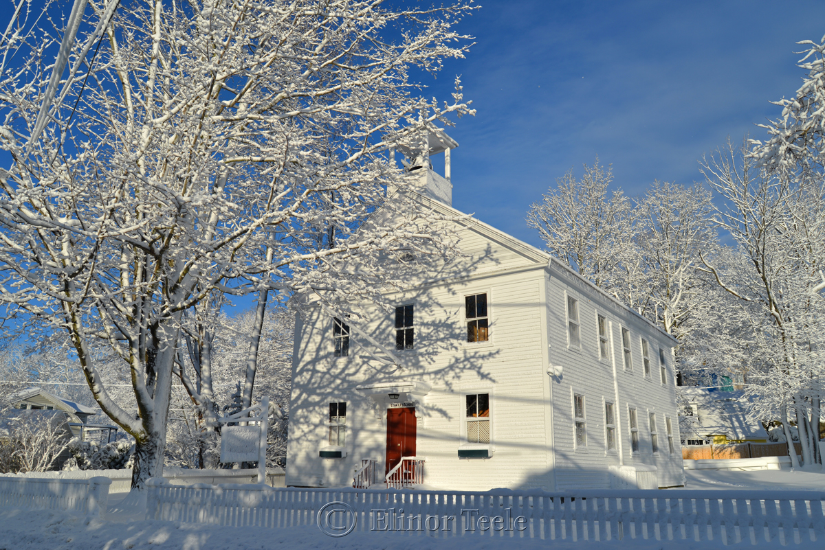 Annisquam in the March Snows of 2018 - 13