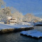 Annisquam in the March Snows of 2018 - 14