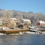 Annisquam in the March Snows of 2018 - 2