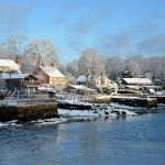 Annisquam in the March Snows of 2018 - 6