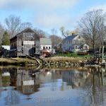 Burnham Boat Building in Spring, Essex MA