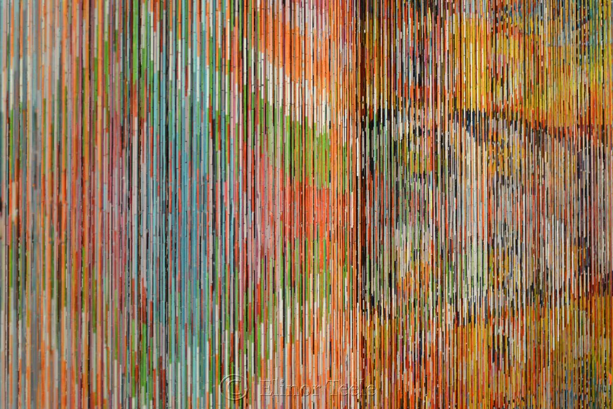 Architectural Forest, Nick Cave, Frist Art Museum, Nashville 3
