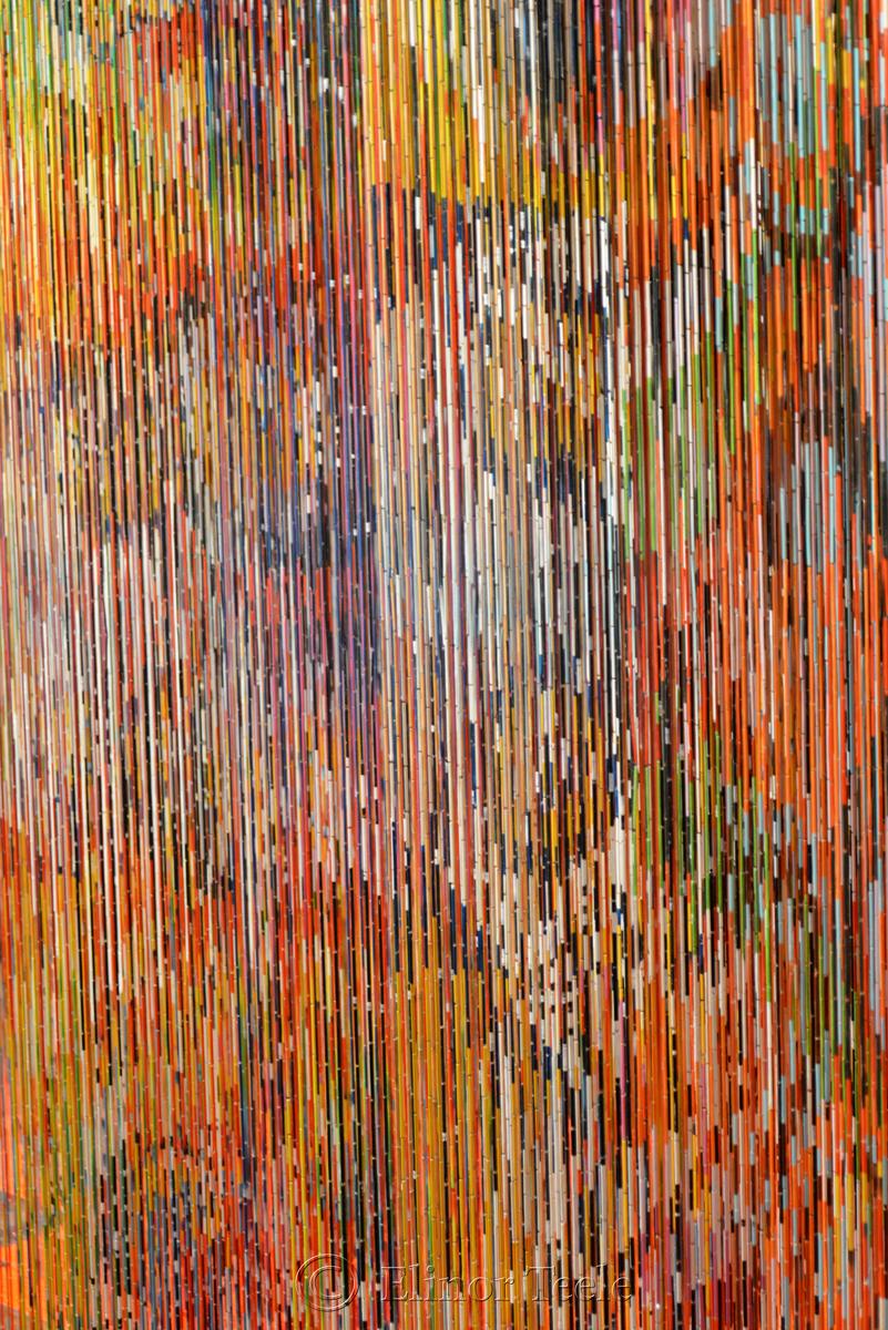 Architectural Forest, Nick Cave, Frist Art Museum, Nashville 6