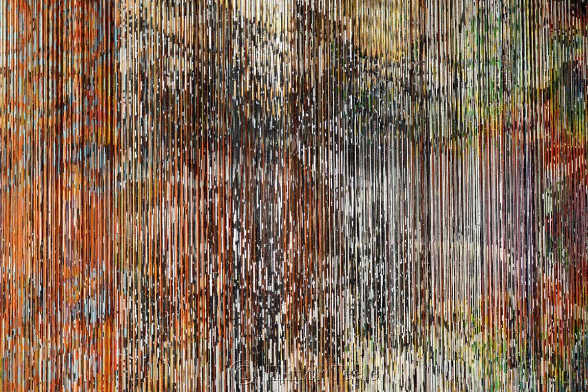 Architectural Forest, Nick Cave, Frist Art Museum, Nashville 8