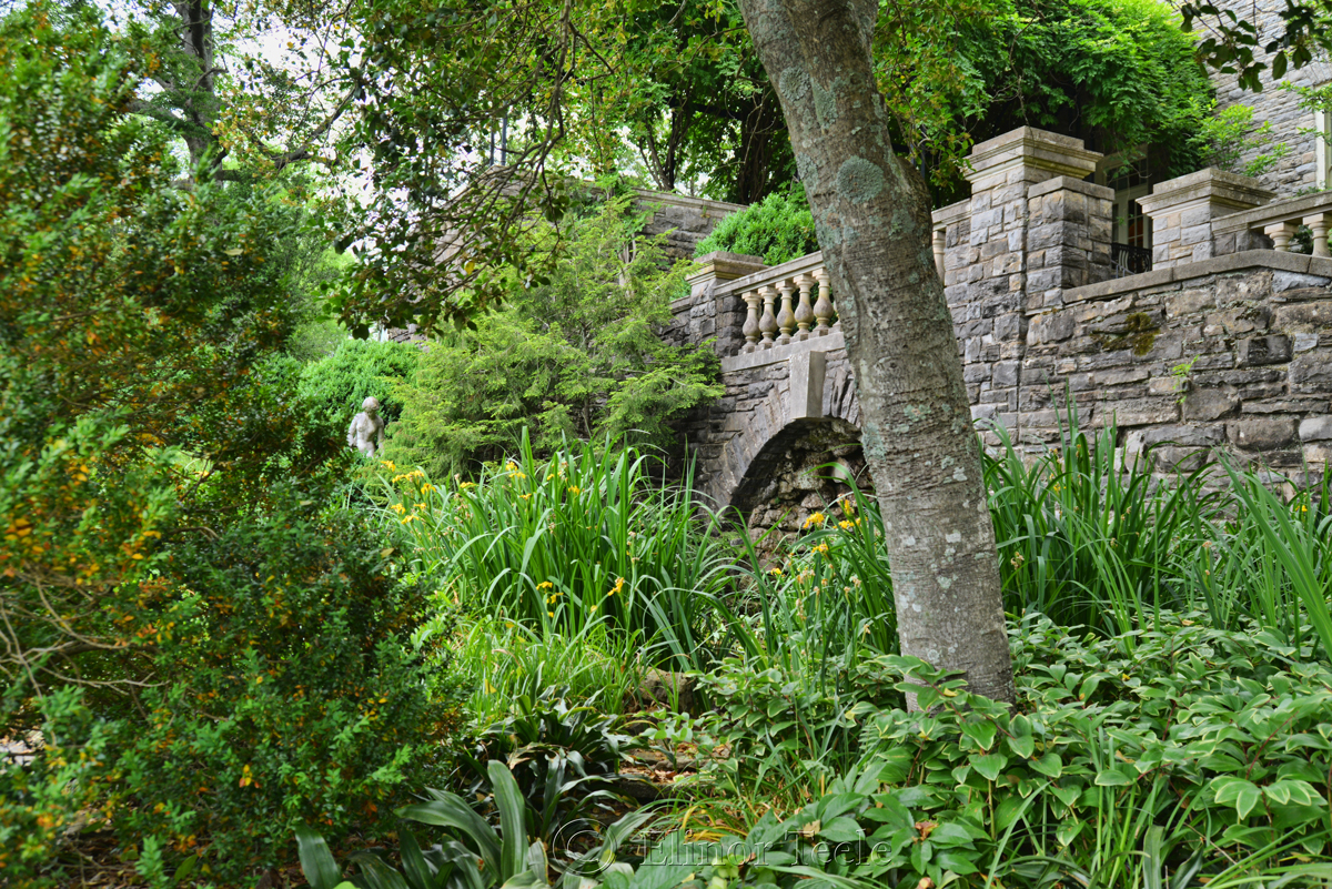 Boxwood Garden, Cheekwood, Nashville