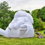 Bunny - Intrude by Amanda Parer, Cheekwood, Nashville 1