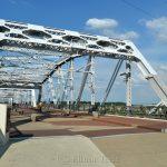 Cumberland Pedestrian Bridge, Nashville 1