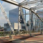 Cumberland Pedestrian Bridge, Nashville 3