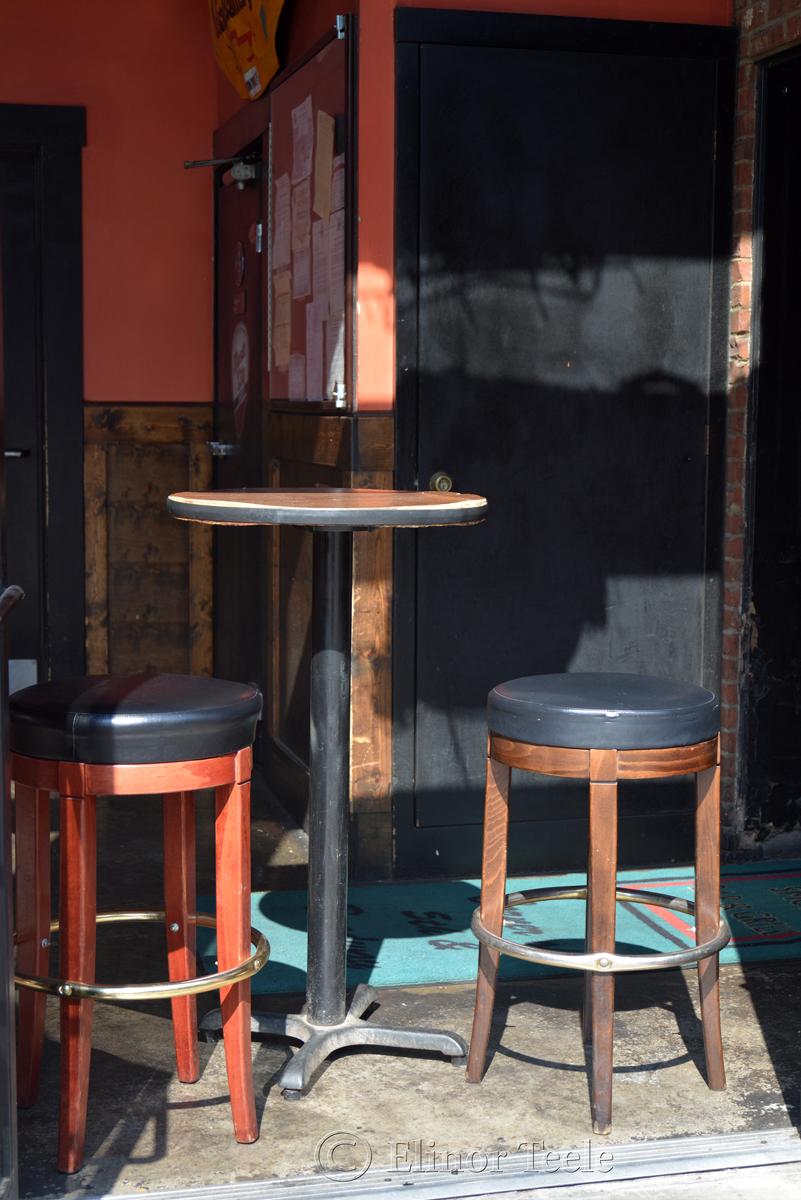 Empty Bar, Broadway, Nashville