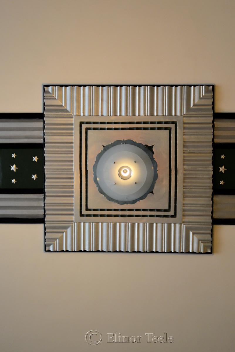 Frist Art Museum, Ceiling, Nashville 2
