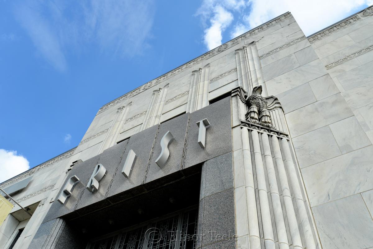 Frist Art Museum, Exterior, Nashville