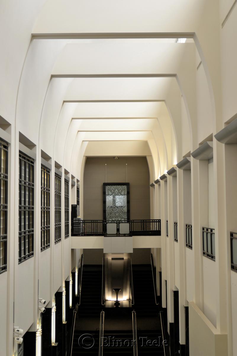 Frist Art Museum, Interior, Nashville