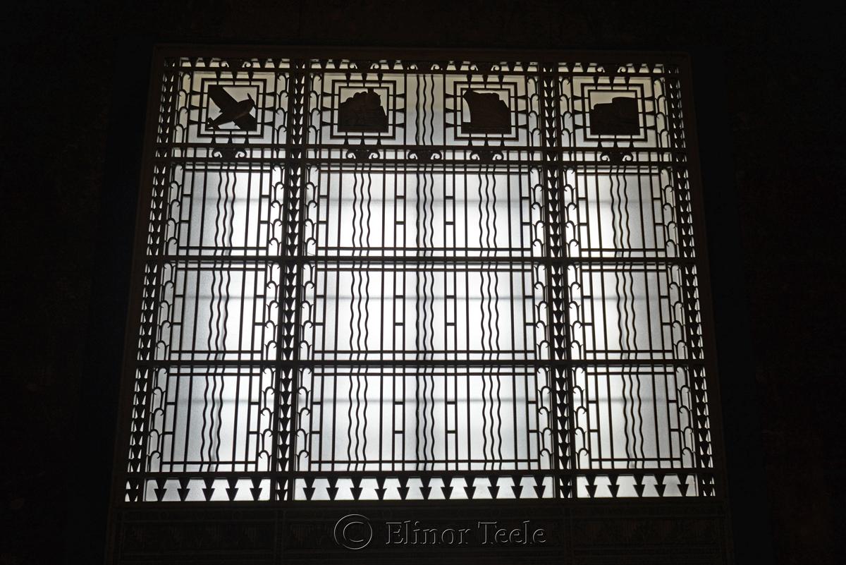 Frist Art Museum, Window, Nashville