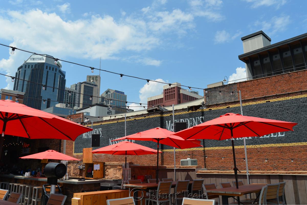 George Jones Rooftop Bar, Nashville