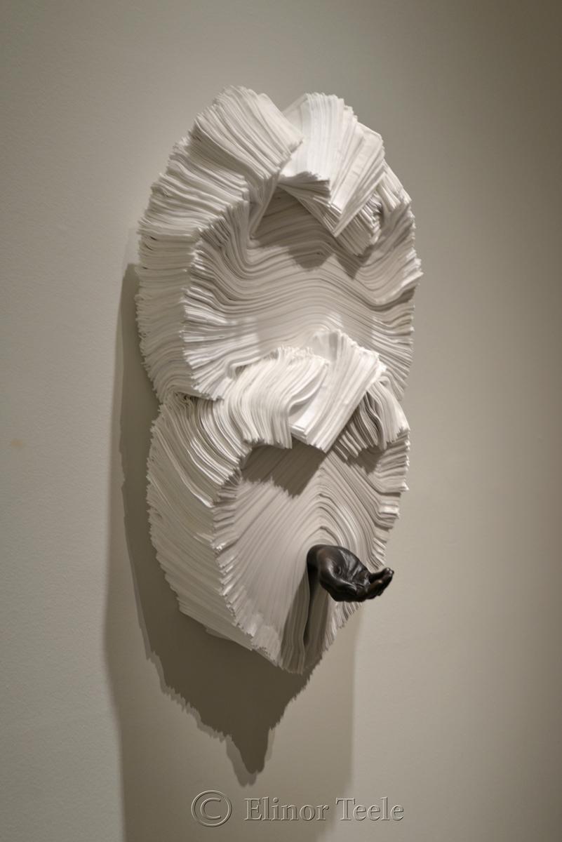 Napkins, Nick Cave, Frist Art Museum, Nashville