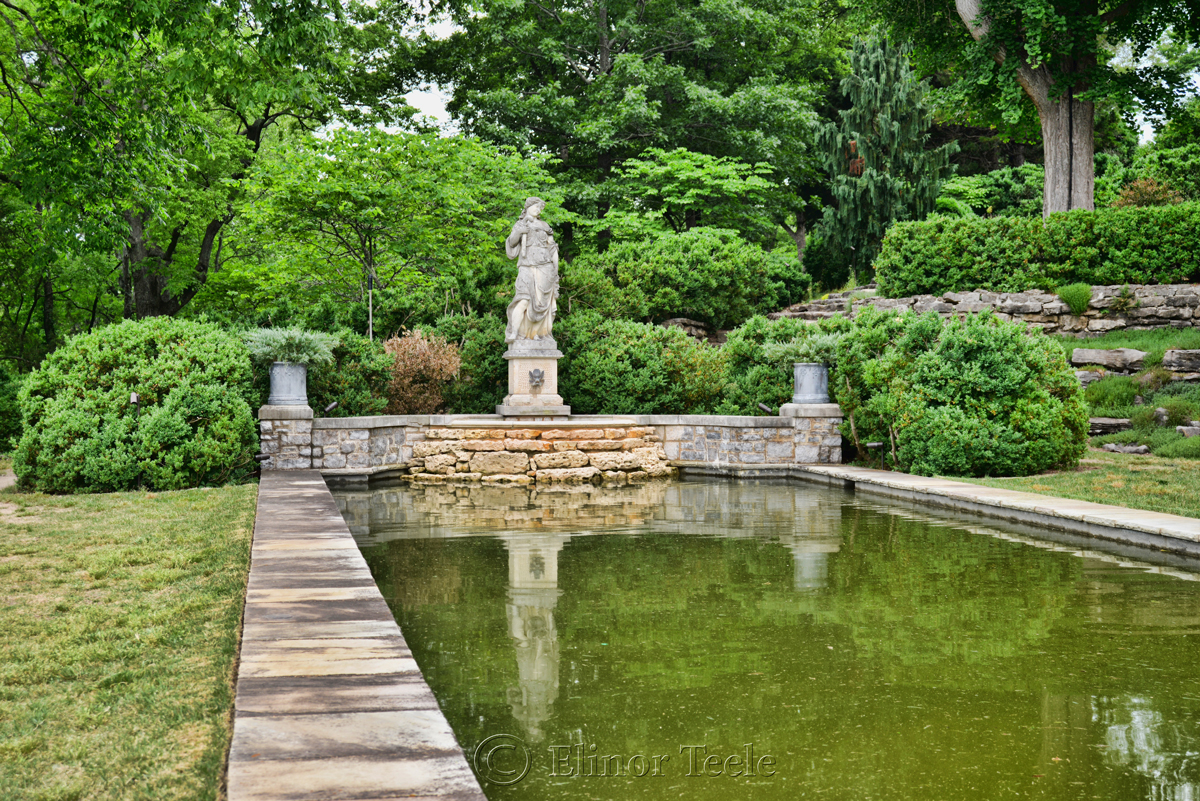 Reflecting Pool, Cheekwood, Nashville