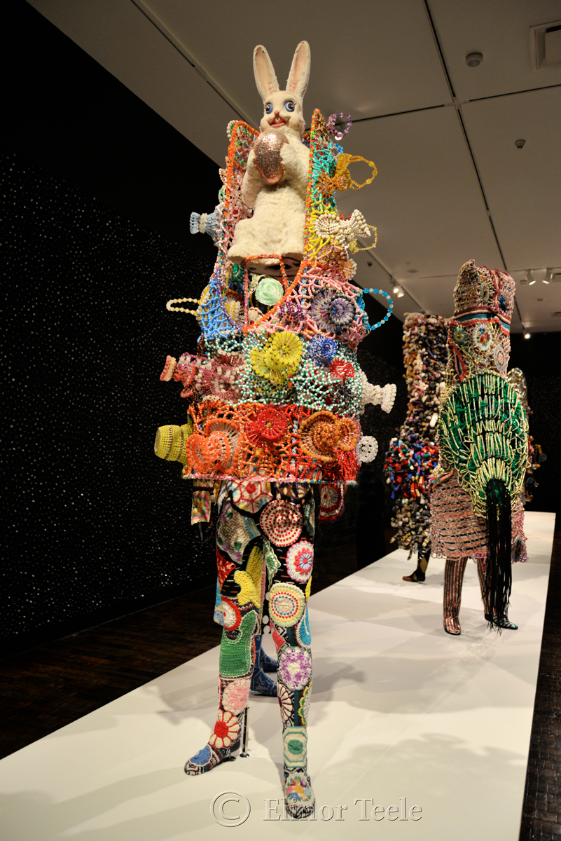 Sound Suit, Nick Cave, Frist Art Museum, Nashville 4