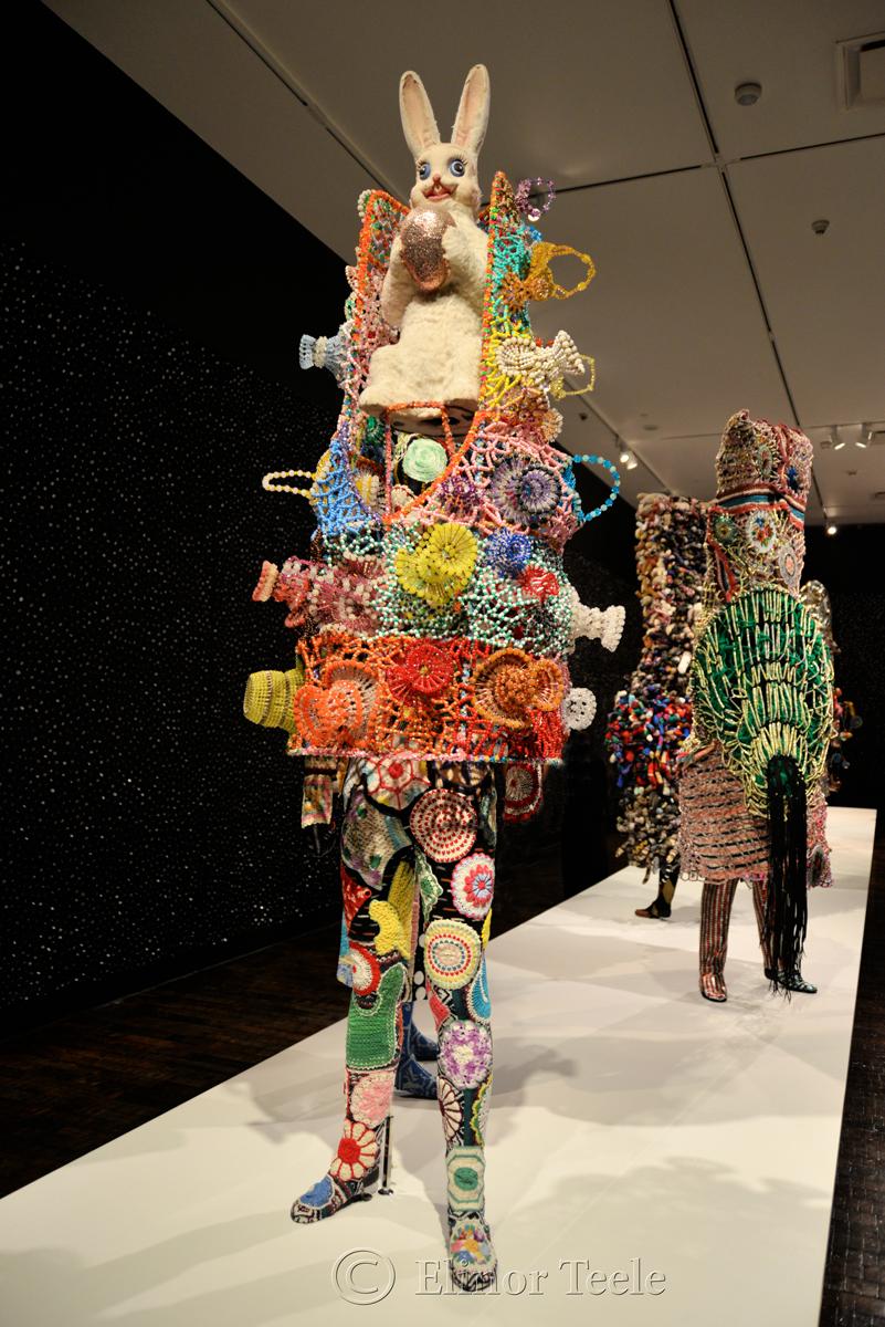 Sound Suit, Nick Cave, Frist Art Museum, Nashville 4