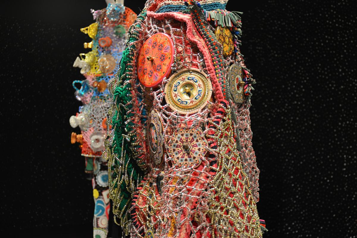 Sound Suit, Nick Cave, Frist Art Museum, Nashville 5