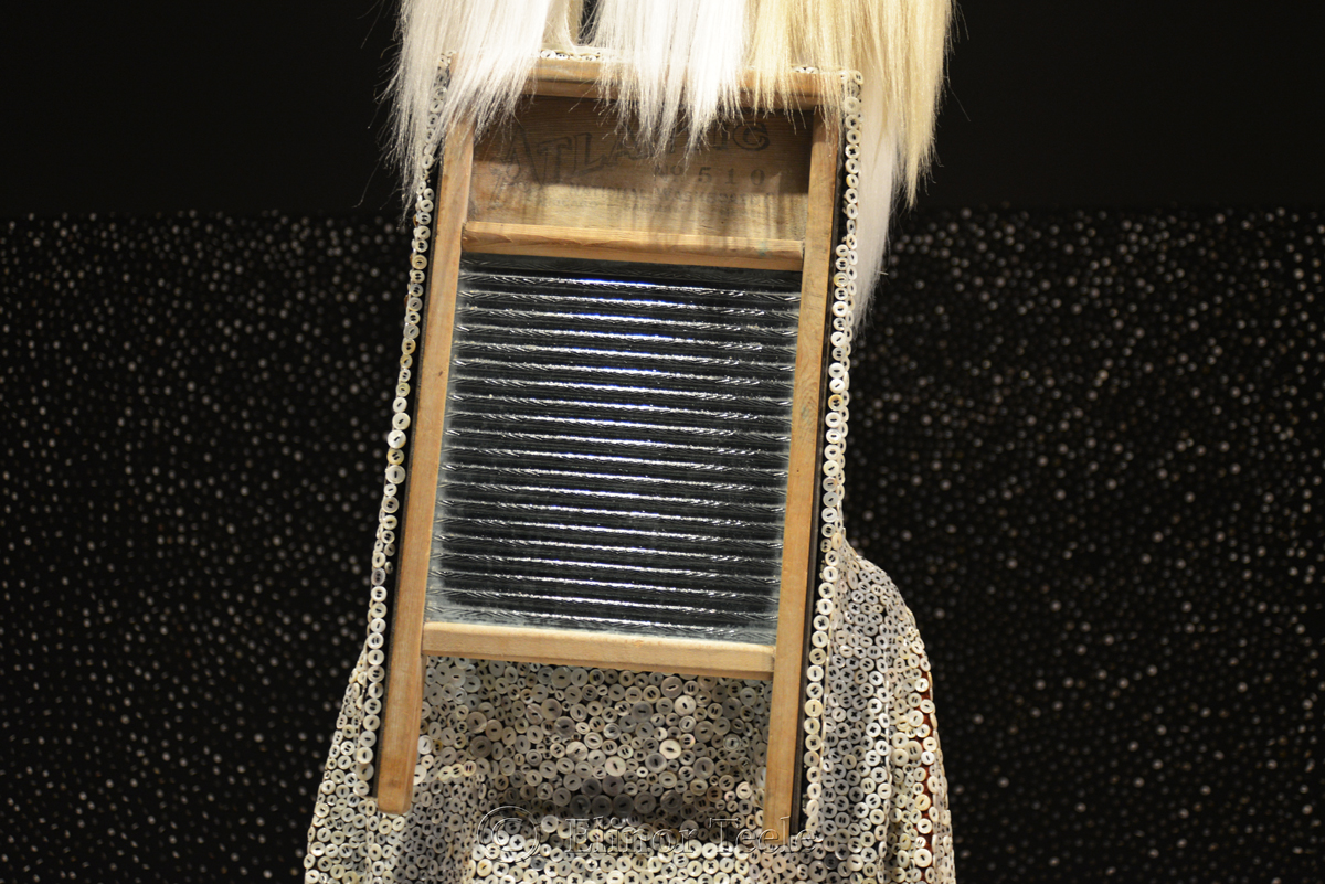 Sound Suit, Nick Cave, Frist Art Museum, Nashville 6