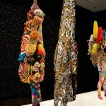 Sound Suit, Nick Cave, Frist Art Museum, Nashville 7