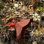 Wall Relief, Nick Cave, Frist Art Museum, Nashville 5