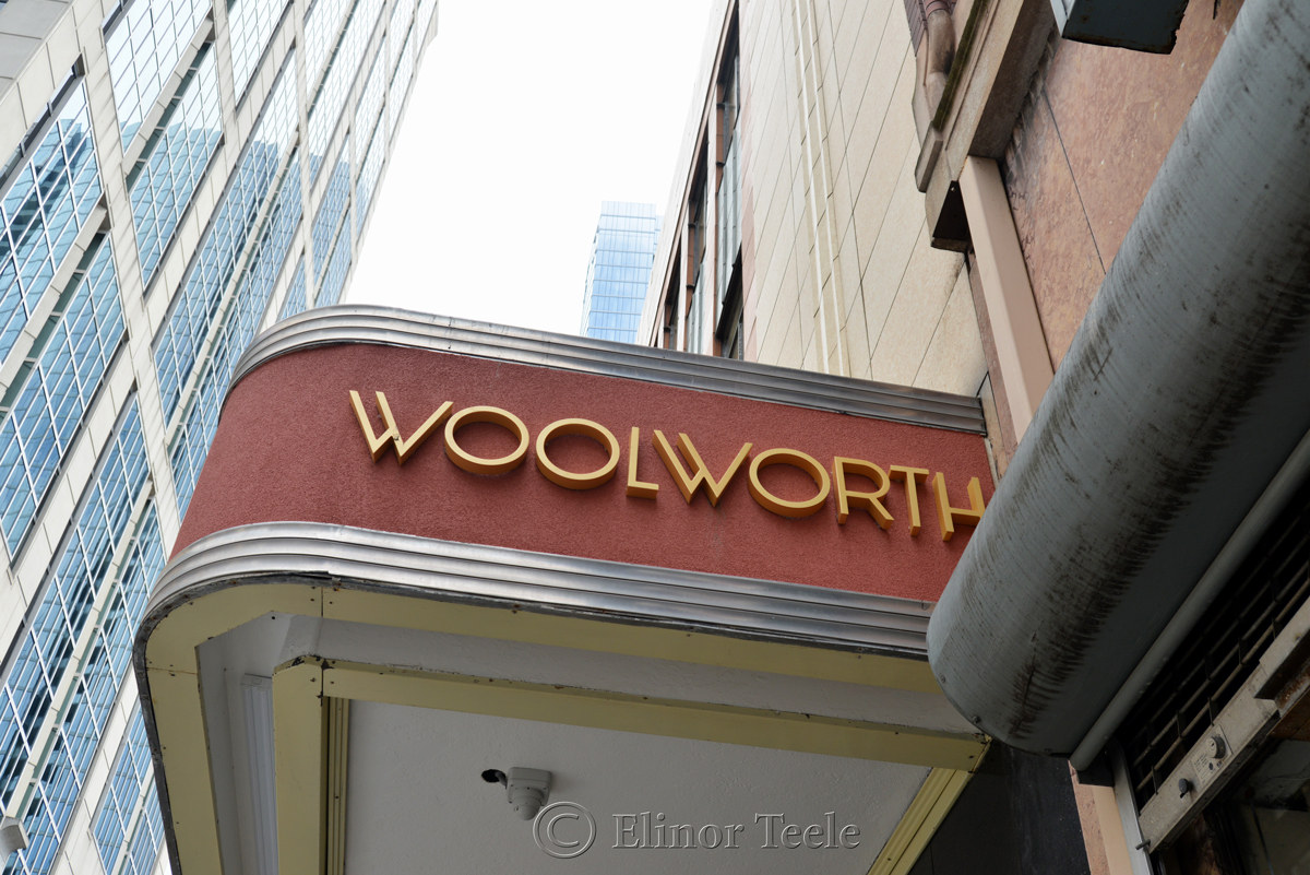Woolworth Building, Nashville