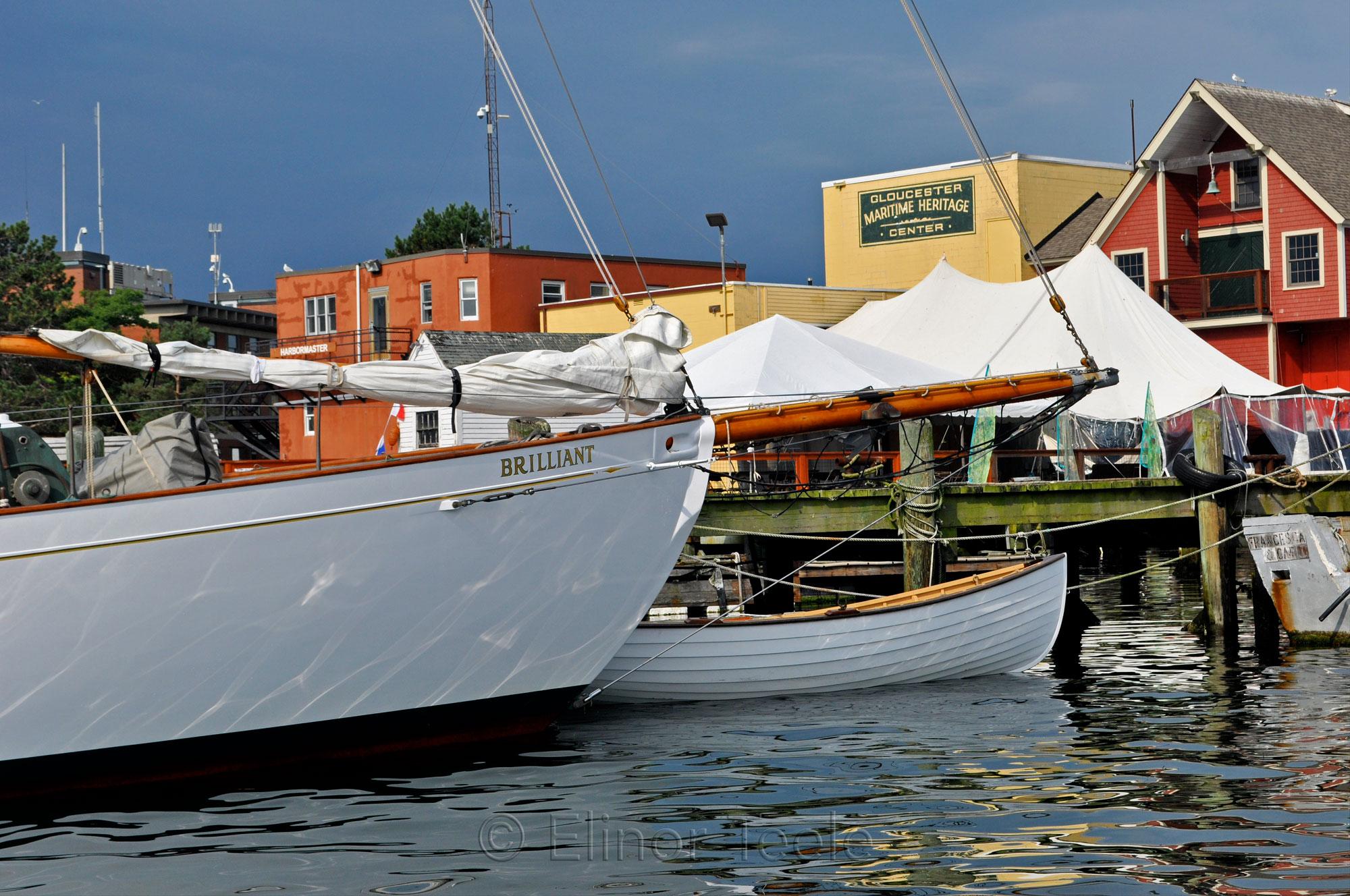 Schooner Festival 2013 Brilliant and Maritime Heritage Center