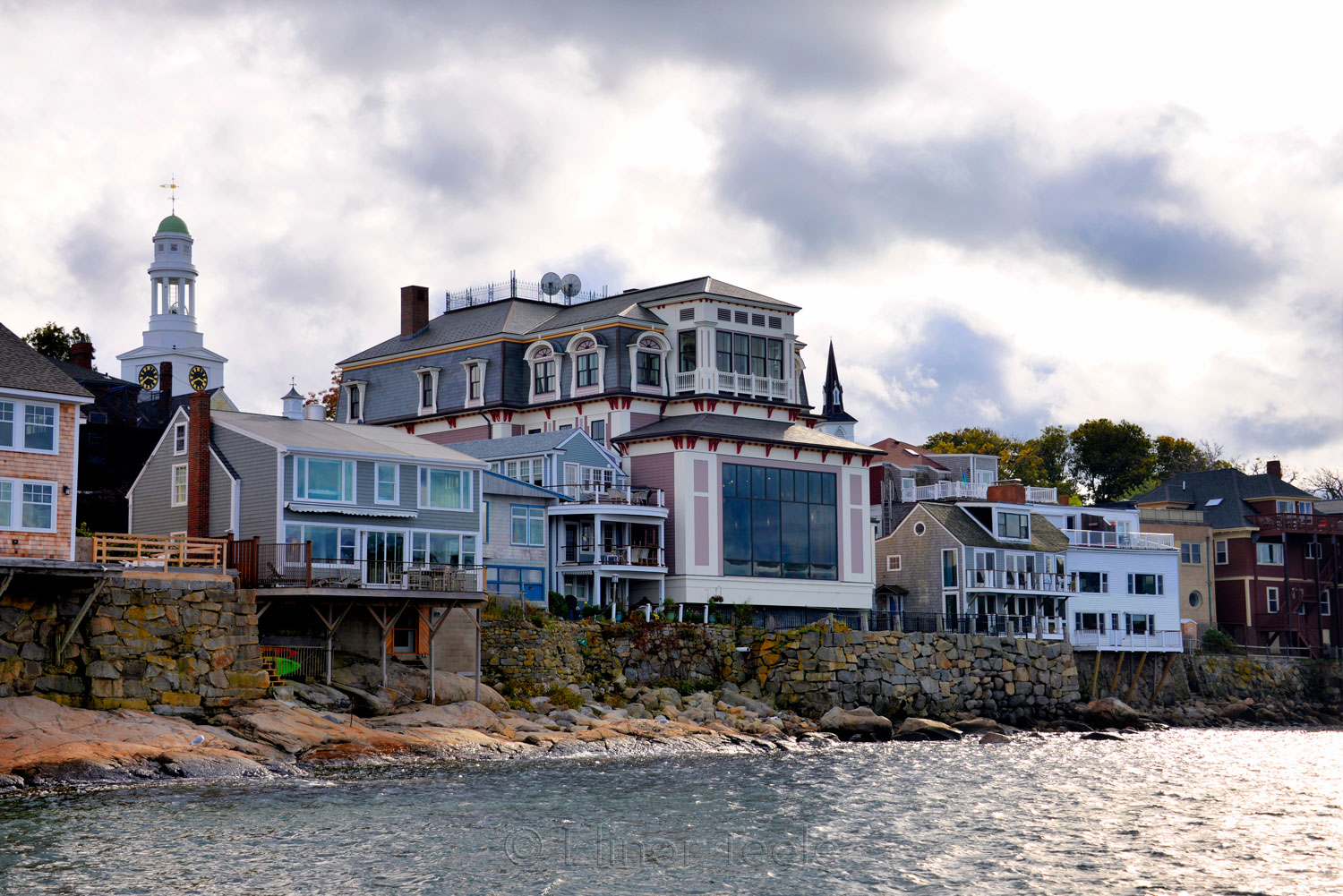 Shalin Liu Performance Center, Rockport MA
