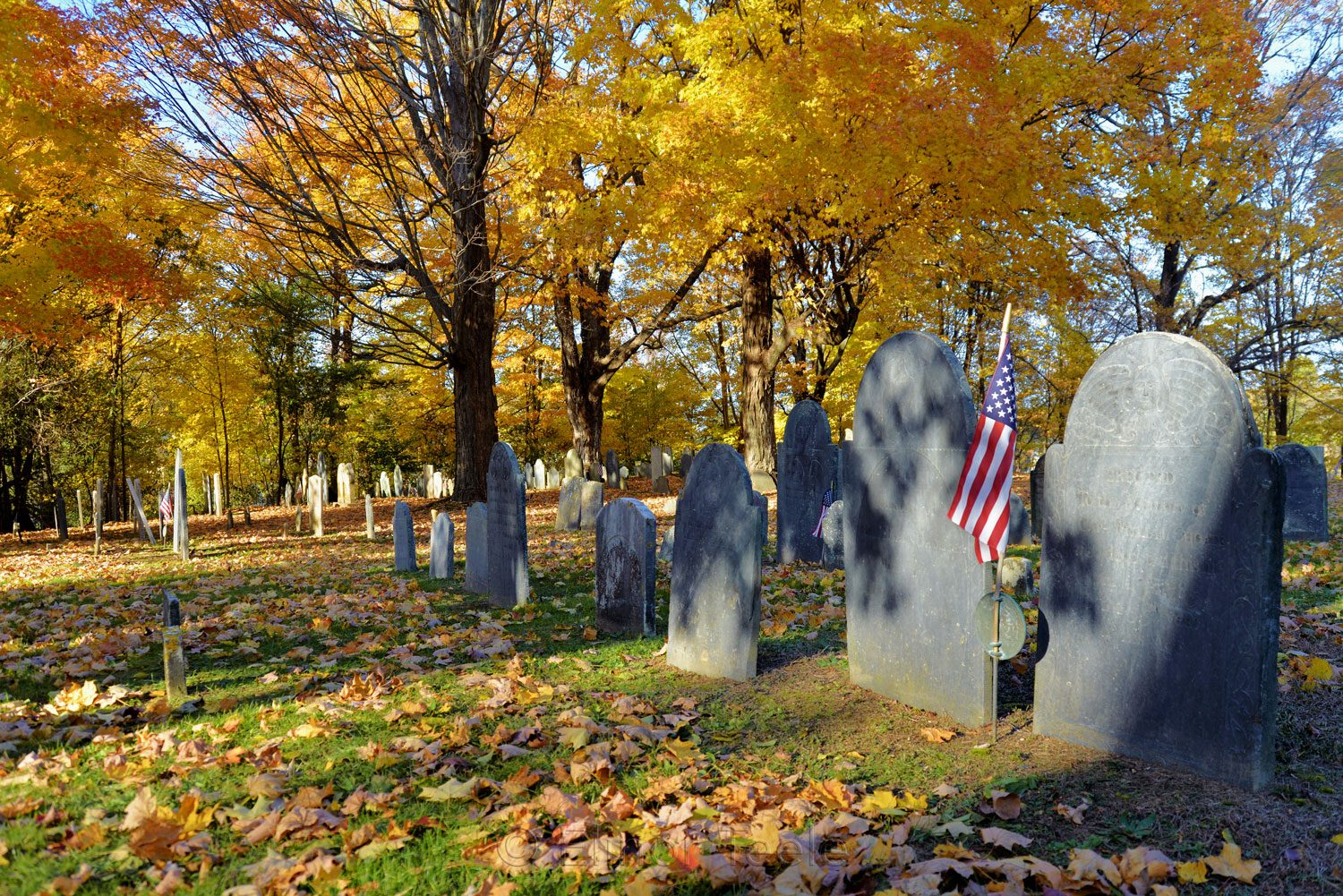 Old Graveyard, Essex MA 1