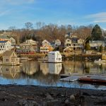 Annisquam Harbor at Low Tide