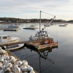 Buoys and Crane, Annisquam Harbor