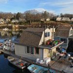 Houseboats, Annisquam Harbor