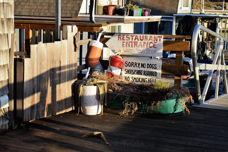 Annisquam Market in January 3
