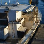 Gloucester Waterfront - Lobster Boat