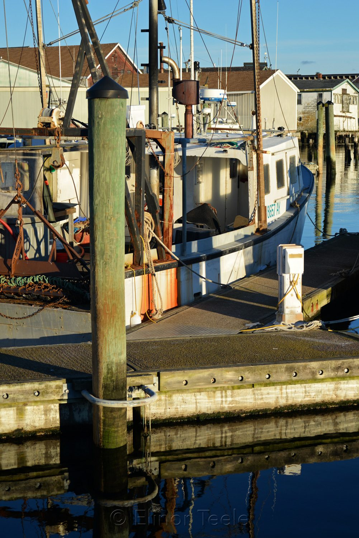 Gloucester Waterfront - Pier