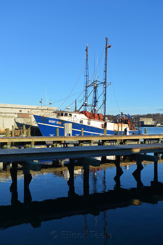Gloucester Waterfront - Saint Jude