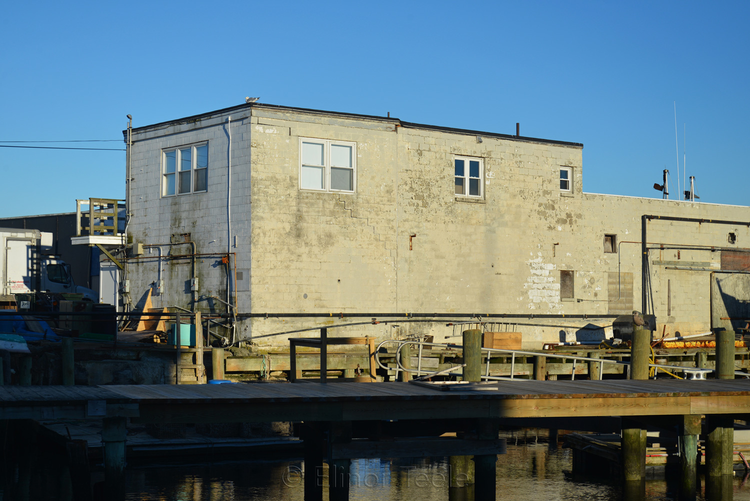 Gloucester Waterfront - Building