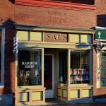 Gloucester Main Street - Sal's Barber Shop