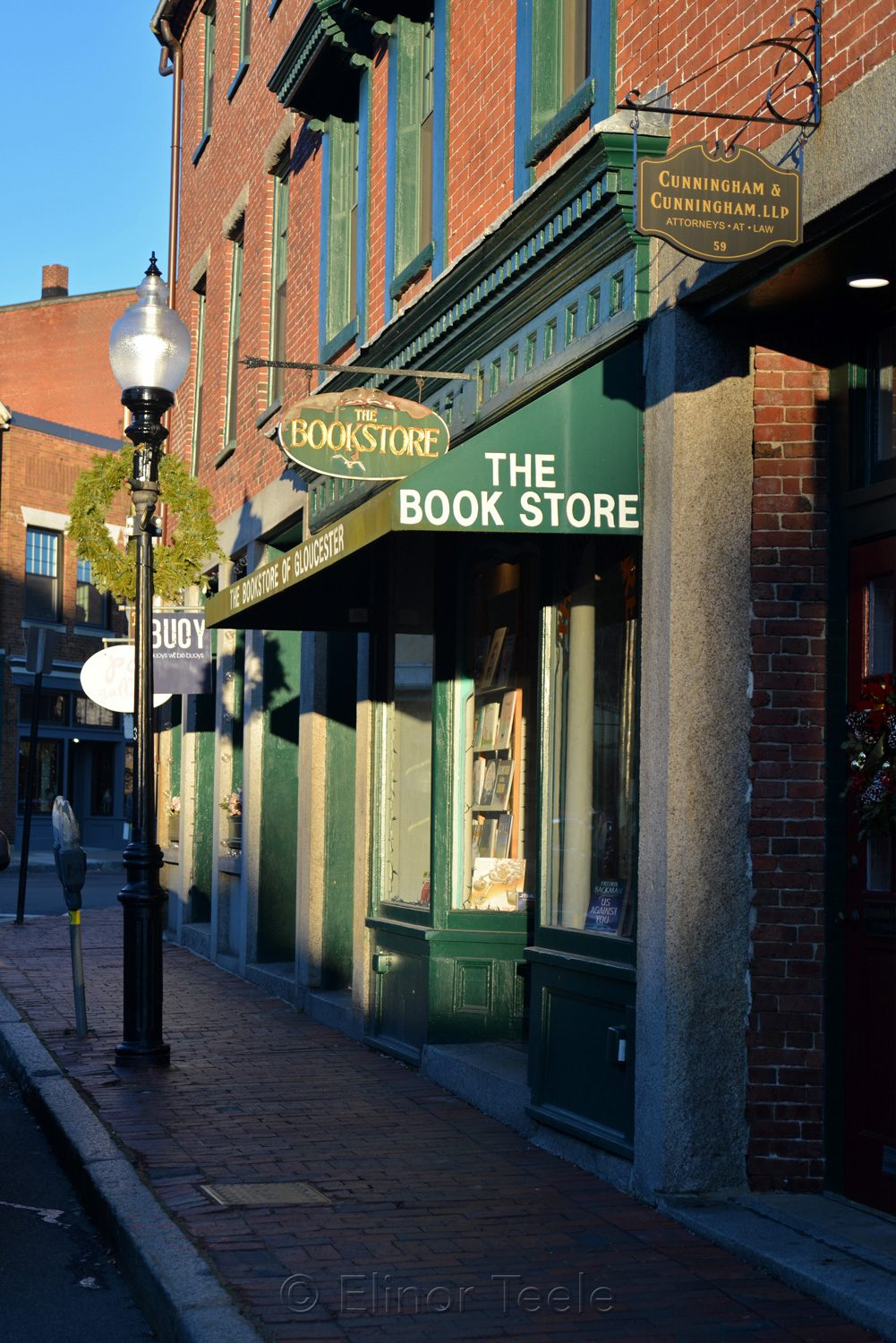 Gloucester Main Street - The Book Store