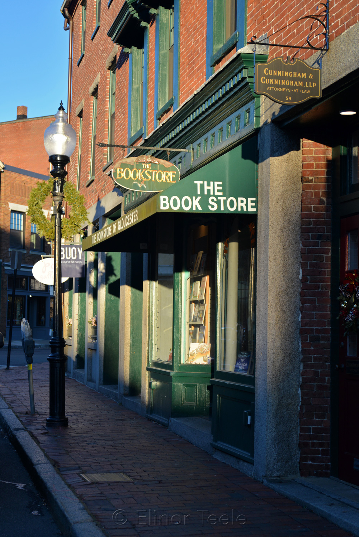 Gloucester Main Street - The Book Store