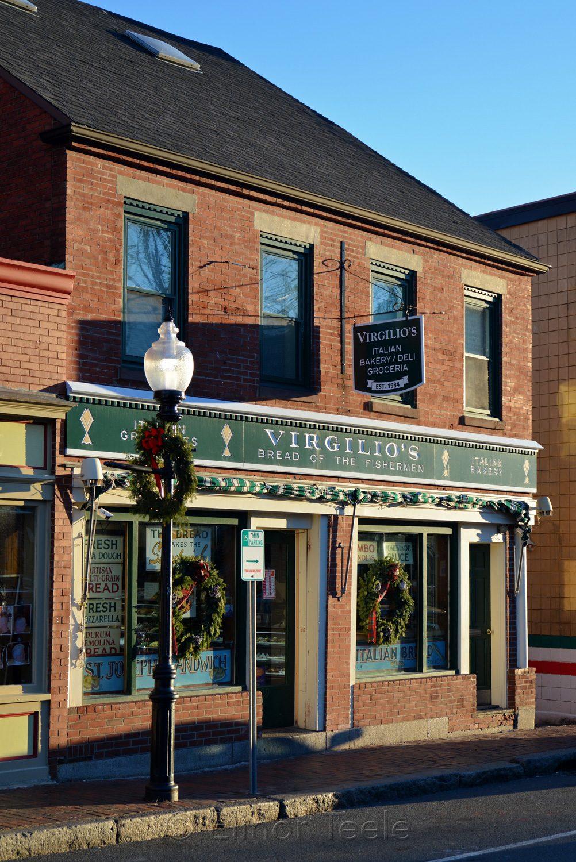 Gloucester Main Street - Virgilio's