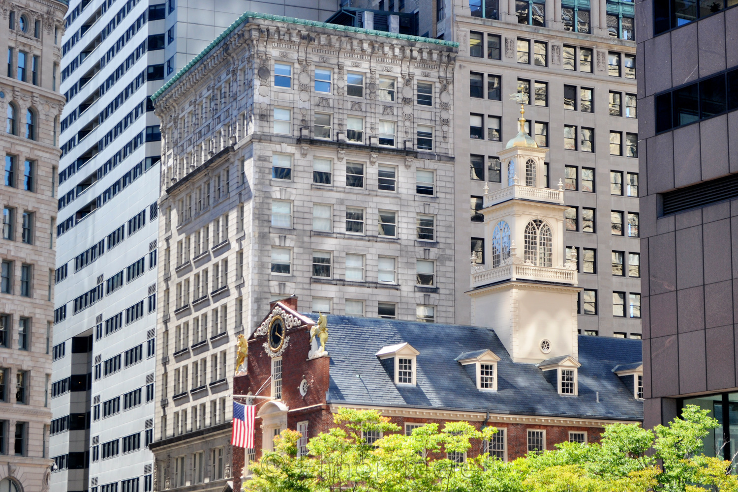 Old State House, Boston MA