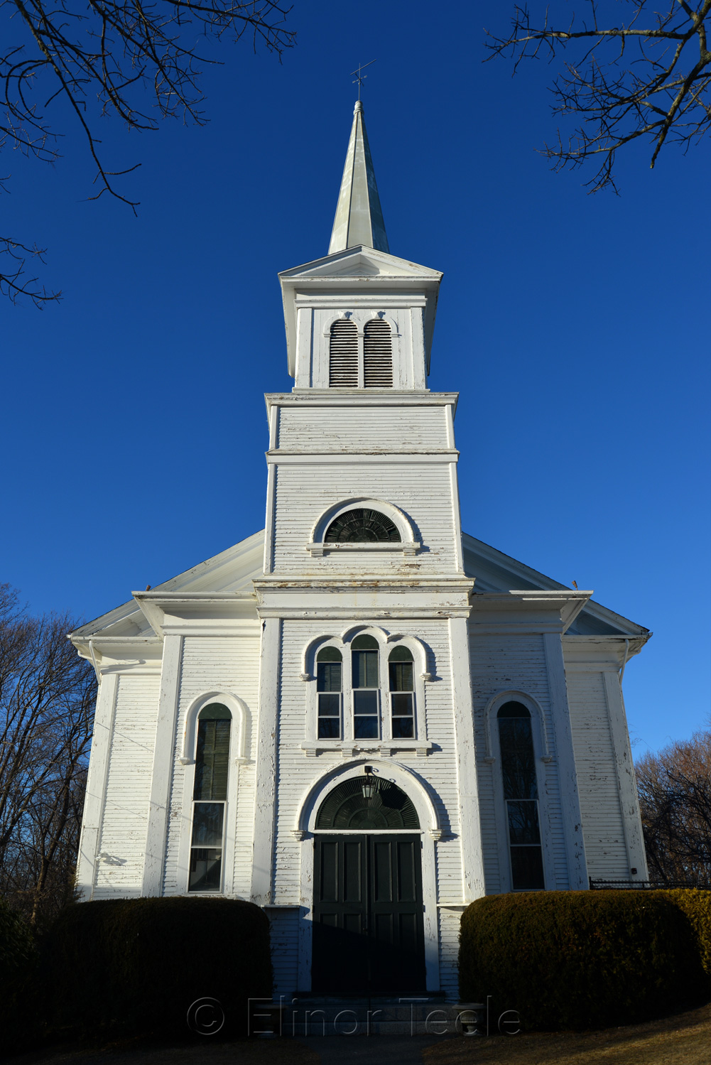 Orthodox Congregational Church, Lanesville MA