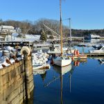 Annisquam Market - Winter Reflections