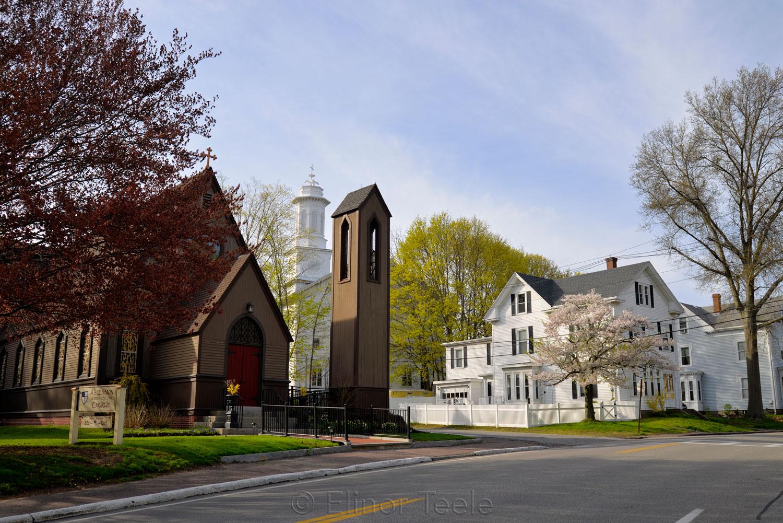 Ascension Memorial Episcopal Church, Ipswich MA